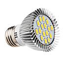 5W E26/E27 LED reflektori 16 SMD 5730 420-450 lm Toplo bijelo AC 220-240 V