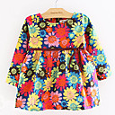 Dívčí Floral Print Sunshine šaty