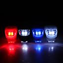 自転車用ライト / 自転車用ヘッドライト / 安全ライト LED サイクリング CR2032 ルーメン バッテリー サイクリング