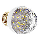 E26/E27 1W 20 100 LM クールホワイト LEDボール型電球 交流220から240 V