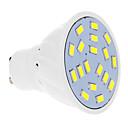 7W GU10 LEDスポットライト 18 SMD 5630 570 lm クールホワイト 交流220から240 V
