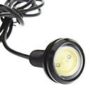 R25 3W 6000K Cool White Light LED žarulja za auto (DC 12V, 1 kom)