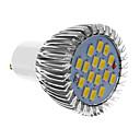 6W GU10 LED bodovky 16 SMD 5730 640 lm Chladná bílá AC 85-265 V