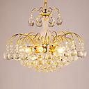 v evropském stylu luxusní 3 světla lustr s křišťálovými koulemi
