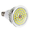 6W E14 LED reflektori 48 SMD 2835 lm Toplo bijelo Može se prigušiti AC 220-240 V