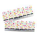 28PCS Full-tip Krásný Dot Pattern Nail Art samolepky Obtisky