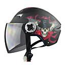 t505-5 ABS材料レース抗UVバイクレースハーフヘルメット(オプション色)