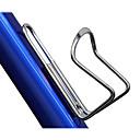 バイク 水ボトルケージ サイクリング/バイク 耐久 銀色 アルミニウム合金