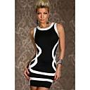 Moda geometrija Paket Stražnjica Dress