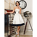 Lanting Bride® A-Linie / Princess Drobná / Nadměrné velikosti Svatební šaty - Klasické & nadčasové / Elegantní & moderní / Šaty na hostinu
