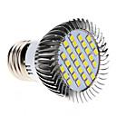 7W E26/E27 LED corn žárovky MR16 30 SMD 2835 480-580 lm Chladná bílá AC 220-240 V