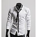 HIEND Pánské Black Tie košile
