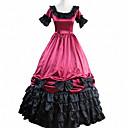 に触発さ コスプレ コスプレ ビデオ ゲーム コスプレ衣装 ドレス パッチワーク ショート ドレス