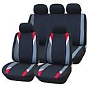 9 kom Set Car Seat Covers Universal Fit Zaštita Seat čišćenje Auto oprema