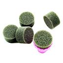 1KS Manikúra Sponge Nail Art Stamper Nástroje s 5ks Sponge Nail za Gradient Color Nail Art