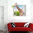 3D Giraffe1 zidne naljepnice Naljepnice Zid