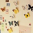 3D boja leptir zidne naljepnice