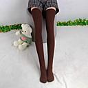 Dámské Cotton Knit přes kolena punčochy stehenní punčochy / Vysoké ponožky / Punčochové zboží