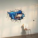 3D Treasure zidne naljepnice Naljepnice Zid