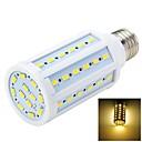 E26/E27 LED reflektori / LED okrugle žarulje / LED klipaste žarulje T 60 SMD 5730 1000-1200 lm Toplo bijelo AC 220-240 V