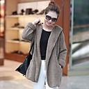 Standardní - Běžné nošení - Dlouhý rukáv - Kabát (Jiné)