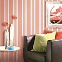 zid papir dekoracija ili zaštita za zid, moderan stil ugovoreno pruga pvc tapete
