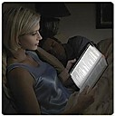 dovela svjetlost žarulje ploča klin za putovanja čitanje knjiga u automobilu / krevet meki noć