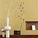samolepky na zeď Lepicí obrazy na stěnu, moderní symbol hudebního rádia pvc nástěnné samolepky