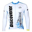 PALADIN® Biciklistička majica Muškarci Dugi rukav Bicikl Prozračnost / Quick dry / Ultraviolet Resistant Biciklistička majica / Majice