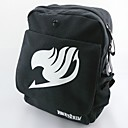 Bag Inspirirana Fairy Tail Cosplay Anime Cosplay Pribor Bag / ruksak Crna Canvas / Nylon Male