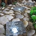 Solarni kocka put cigle leda svjetlo kristala vrtna svjetiljka