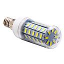 10W E14 LED corn žárovky T 48 SMD 5730 1000 lm Přirozená bílá AC 220-240 V
