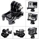 GoPro アクセサリ 取付方法のために-Action Camera,Gopro Hero 2 / GoProヒーロー5 / Gopro 3/2/1 / Gopro Hero 4 プラスチック
