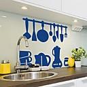 zidne naljepnice zid Decals, moderni jednostavna kuhinjski pvc zidne naljepnice