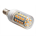 5W E14 LEDコーン型電球 T 36 SMD 5050 450 lm 温白色 交流220から240 V