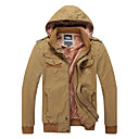Lugeshi Men's Casual All Match Fashion Coat