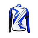 KOOPLUS® Biciklistička majica Žene / Muškarci / Uniseks Dugi rukav BiciklProzračnost / Ugrijati / Vodootporni patent / Podesan za nošenje