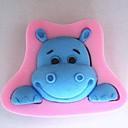 kráva hlavy zvířete fondant dort Silikonová forma dort dekorace nástroje, l8.5cm * w6cm * h2.2cm