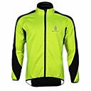WOLFBIKE® Biciklistička jakna Uniseks Dugi rukav Bicikl Ugrijati / Vjetronepropusnost / Prednji ZipperFlis jakne / Biciklistička majica /