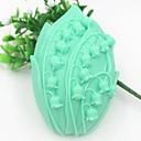 cvijet u obliku Fondant kolač čokoladna torta silikonska kalupa ukras alati, l9.5cm * w7cm * h3.3cm