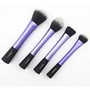 4.0 Četka Setovi Synthetic Hair Lice / Usna / Oko Sedona