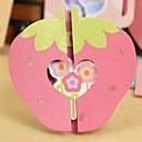 非個人化 観音折り 結婚式の招待状 誕生日カード-1 ピース/セット カード用紙
