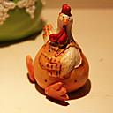 国イースター塗ら鶏肉、樹脂