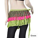 dancewear pamuk s resicama pojasom trbušnog plesa za dame više boja