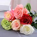 """8.7 """"L set 1. kolu srca porasla svilene tkanine cvijeće"""