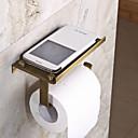 Materijal wc papira nositelji višenamjenski starinski mesinga završiti mjedi