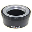 Objektiv mount adapter za M42 objektiv za micro 4/3 M43 gx1 gf5 EP3 epl5 OMD em1 M42-M43 za Panasonic G1 G3 GH1 gf1 gf3