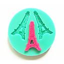 bakeware silikon Eiffelov toranj pečenje kalupe za Fondant bombona čokoladna torta