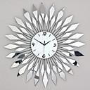 壁時計 - ガラス/メタル - コンテンポラリー - ガラス/メタル