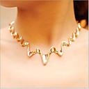 Novi dolazak fashional vruće prodaja popularne geometrijski ogrlica
